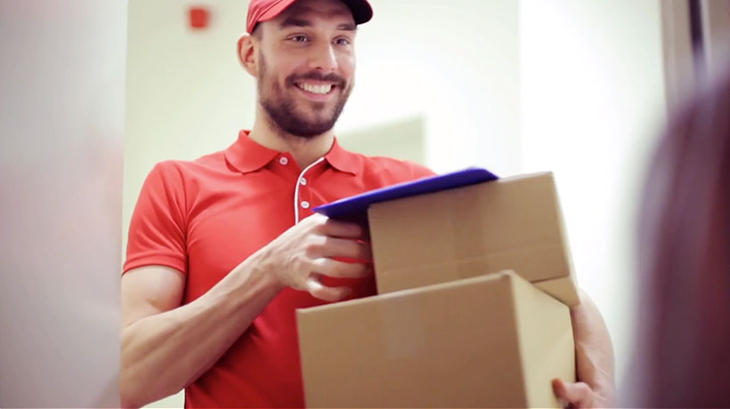 Courier taxable payments